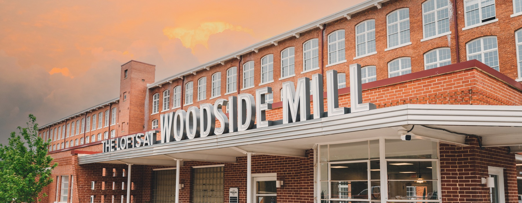 The Lofts at Woodside Mill